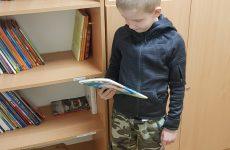 Więcej o: Wycieczka do biblioteki szkolnej